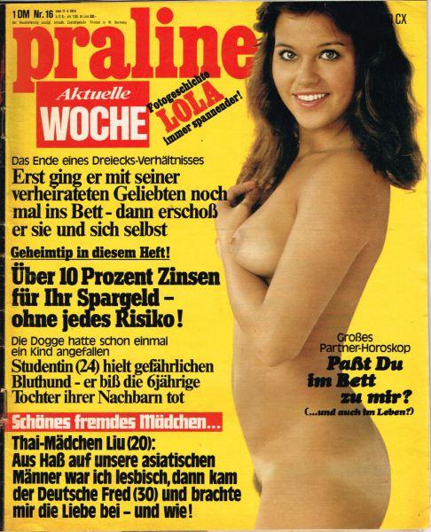 marie ekorre tysk tidning