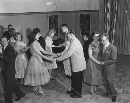 riktig dans på 50-talet