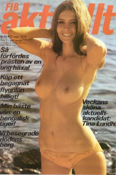 tina lundh topless