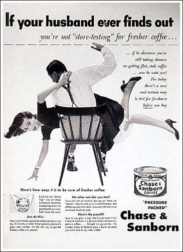 smisk på rumpan i annons