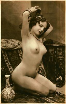förbjuden erotisk naken