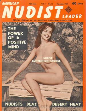 sexig nudist 1959