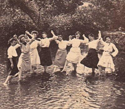 viktorianska tjejer
