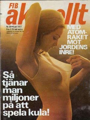 fib aktuellt 1971 cover