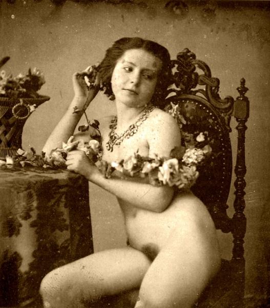 naken flicka 1855