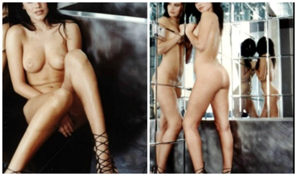 sofia naken