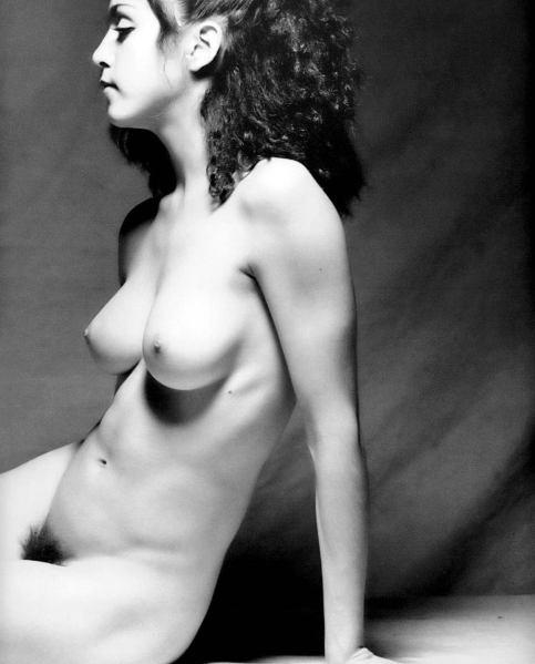 madonna naken 21 år