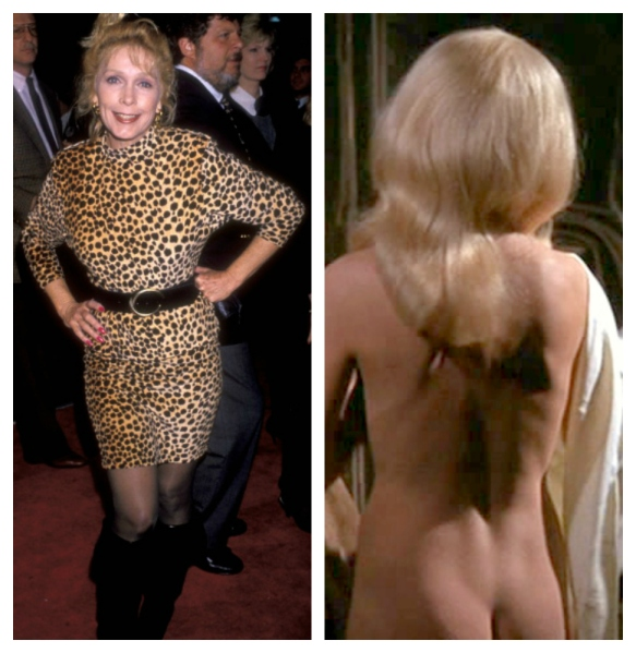 stella stevens collage